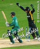 Pakistan South Africa Semi Final T20 Photos
