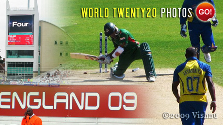 World Twenty20 Photos